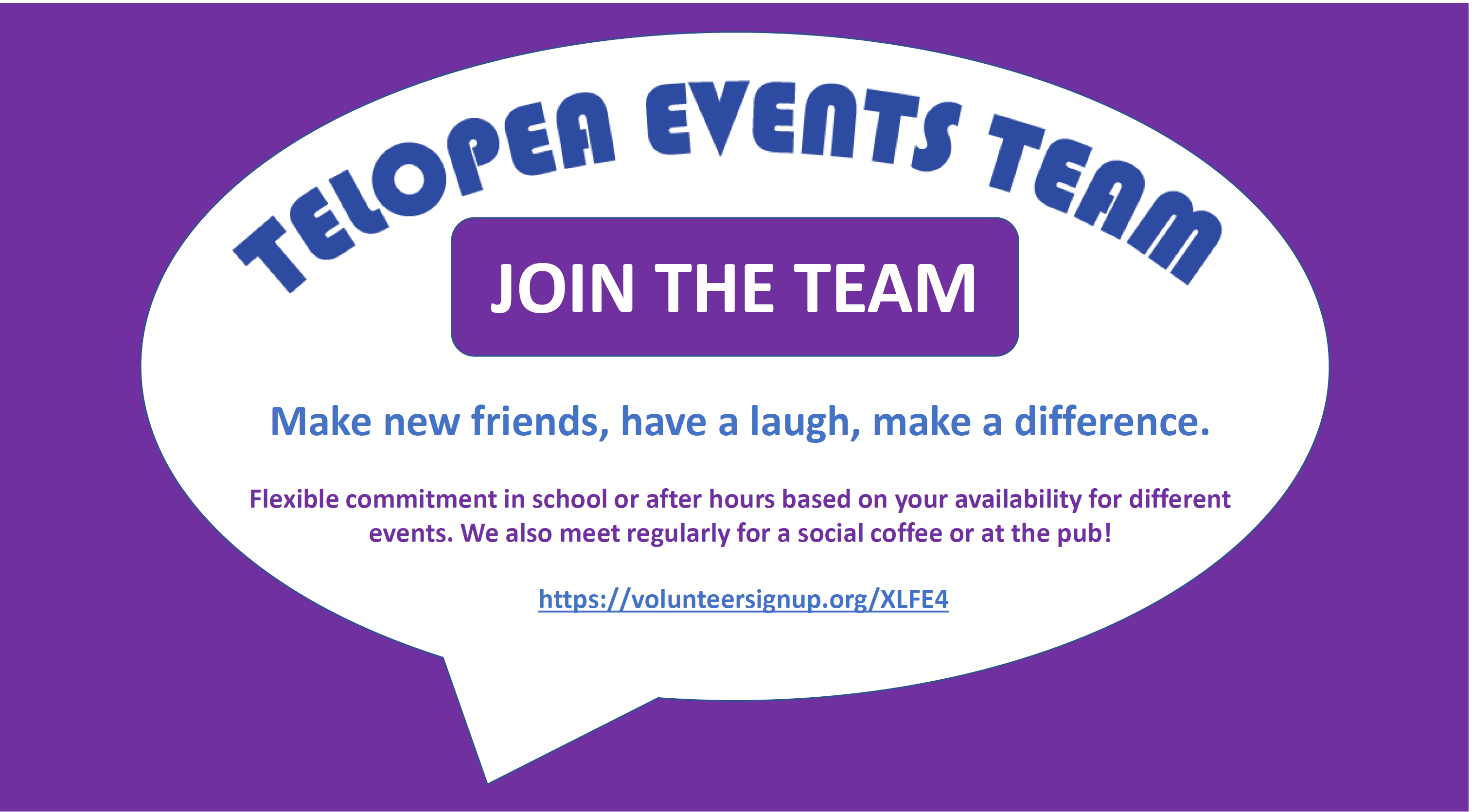 2020 Join the Event Team
